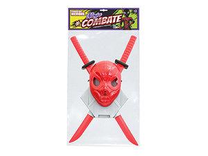 Ninja Combate<br> (58cm) <br> Cód: 879