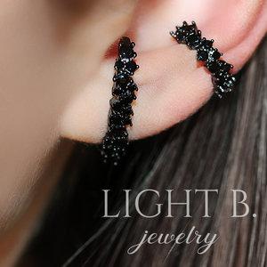 Ear Hook Bright Negro
