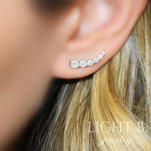 Ear Cuff Zirconias