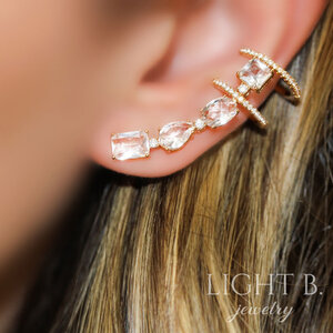 Ear Cuff Vancouver Gold
