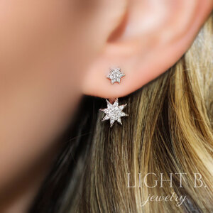 Ear Jacket Stars