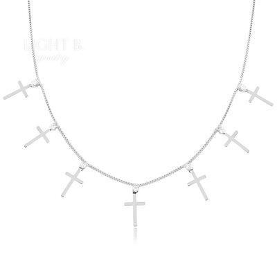 Choker Multi Cross