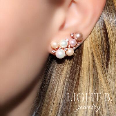 Ear Cuff Britney Colors Rosé