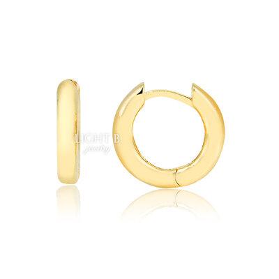 Argolinha Tube Gold