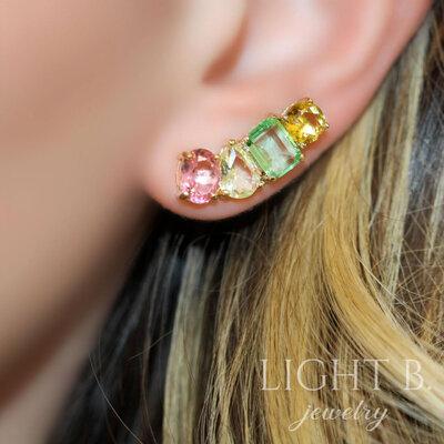 Ear Cuff Delicate Gold