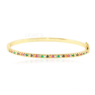 Bracelete Rainbow Gold