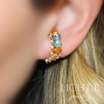 Ear Hook Colors Twisted