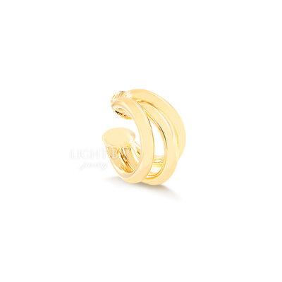 Piercing Falso Aros Lisos Gold (unidade)