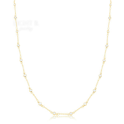 Colar Tiffy 70cm Gold