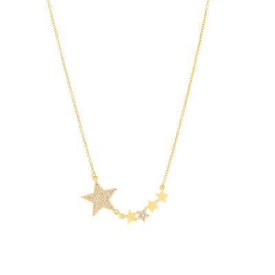 Colar Stars Micro