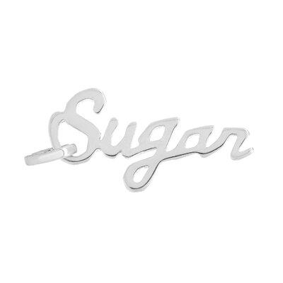 Pingente Sugar (NÃO ACOMPANHA CORRENTE)