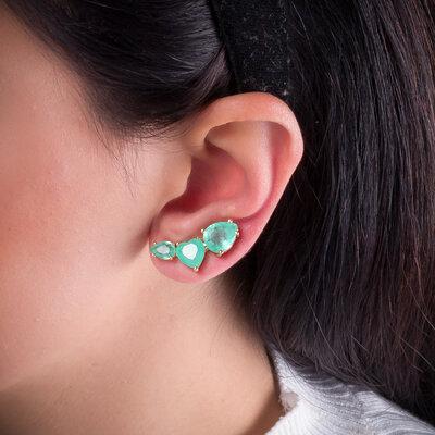 Brinco Ear Cuff Julie