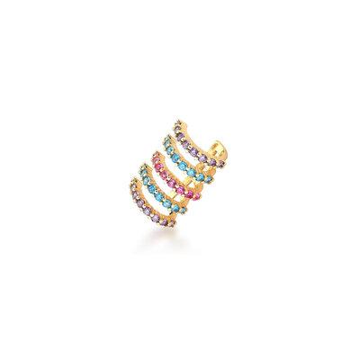 Piercing Multi Filetes Colors