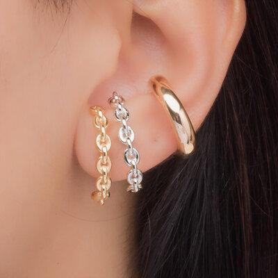 Brinco Ear Hook Elos