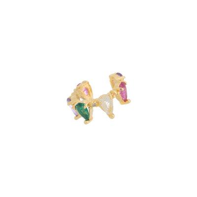 Piercing Filete com Gotas Colors