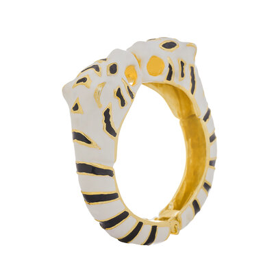 Bracelete Tigre Resinado