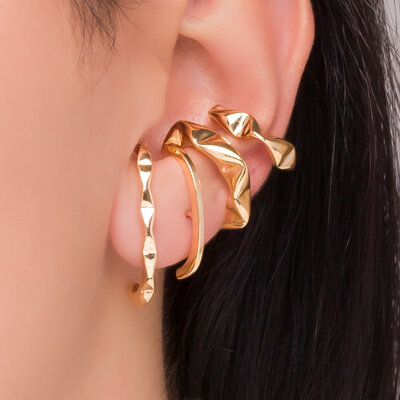 Brinco Ear Hook Juliete