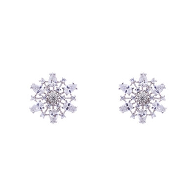 Brinco Snowflake