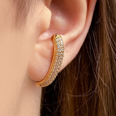 Brinco Ear Hook Ana Paula