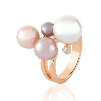 Anel Classic & Pearls