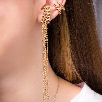Brinco Ear Hook Susana