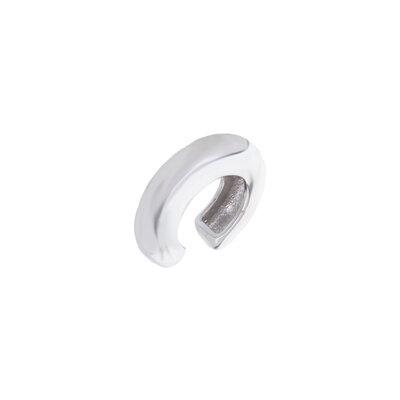 Piercing Tubo Liso White