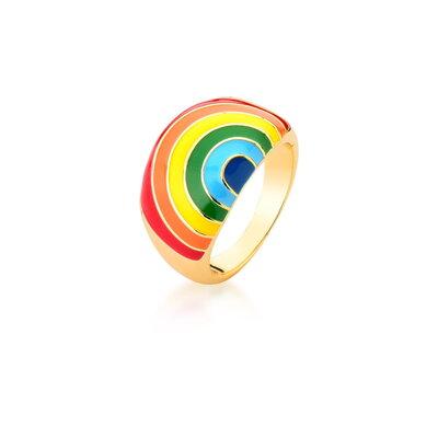 Anel rainbow