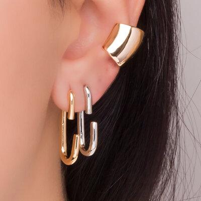 Brinco Ear Jacket Filete