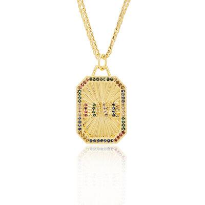 Pingente Medalha Thassia
