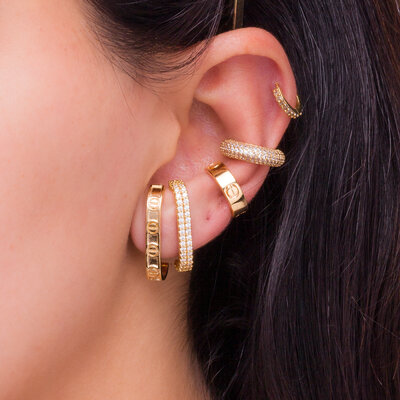 Brinco Ear Hook Inspired