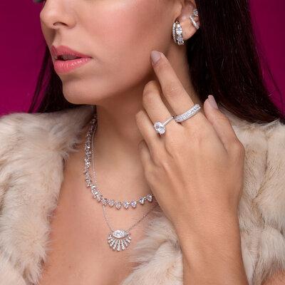 Look Amanhecer - Cristal Luxury