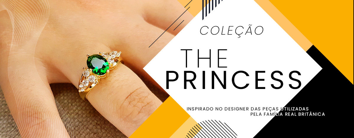 Coleção The Princess