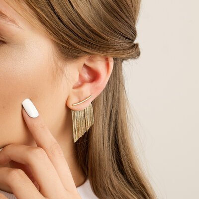 Ear Cuff Liz Dourado