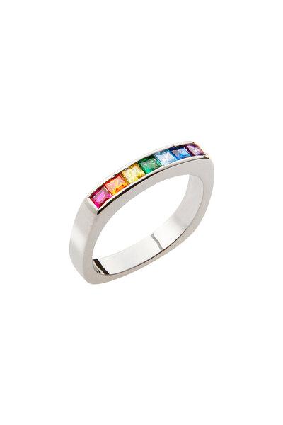 Anel lindy rainbow