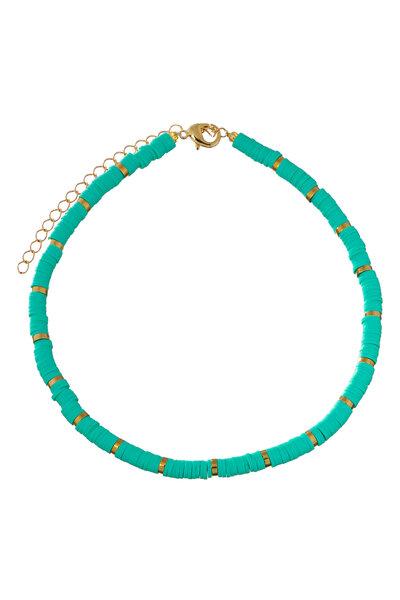 Colar Beads e Hematitas