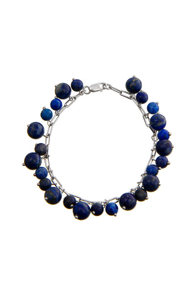 Pulseira Cartier Lapis Lazuli
