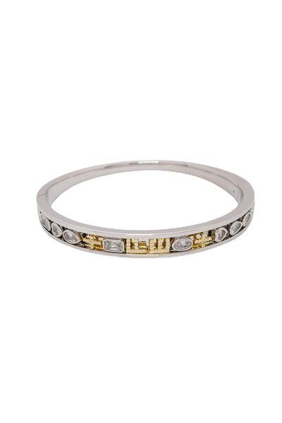 Bracelete Fé Spark