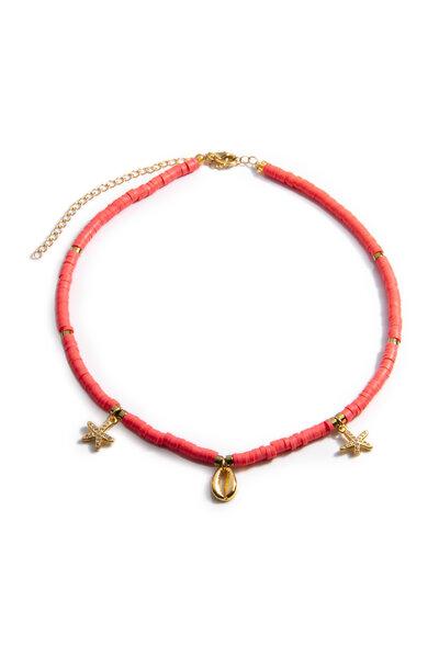 Colar Beads Tangerina Búzios