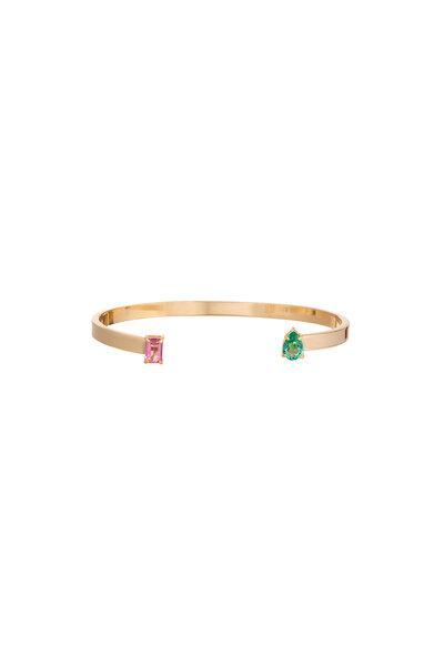 Bracelete Zircônias