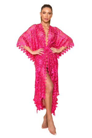 Saída de Renda Agadir Pink