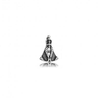 Pingente Nossa Senhora Aparecida - Prata 925