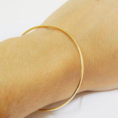 Bracelete Ouro Maciço 18k