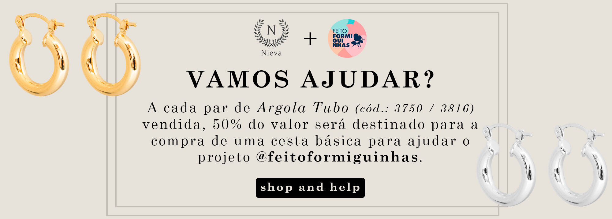 Projeto @feitoformiguinhas
