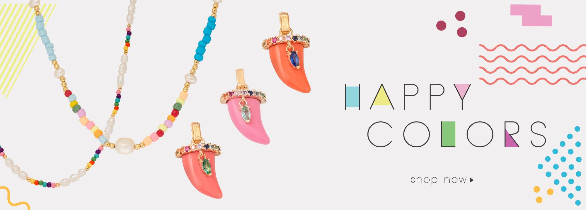 Coleção Happy Colors