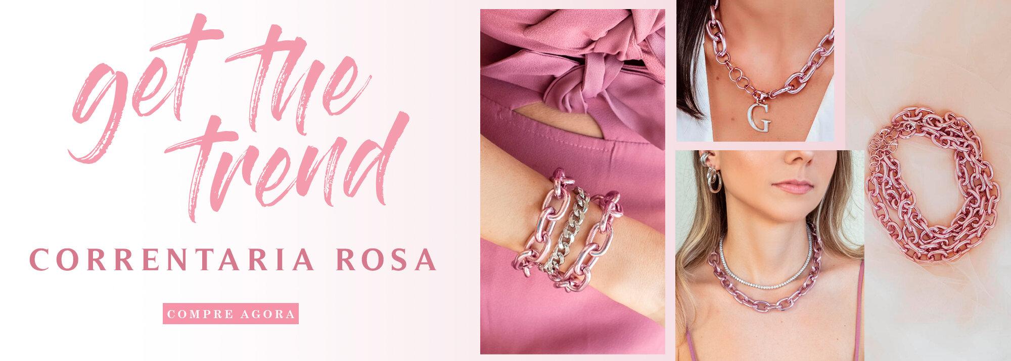 Correntaria Rosa
