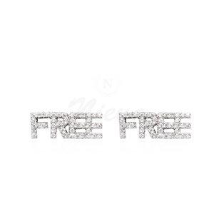 Brinco Ear Cuff Free Prata 925