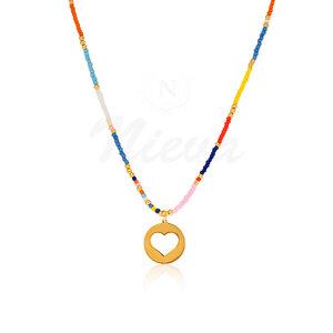 Colar Colors Tati Love Ouro