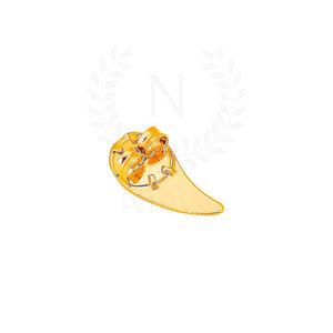 Brinco Ear Cuff Bolinhas Rainbow Ouro (Prata 925)