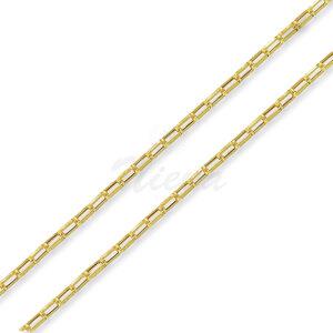Corrente Cartier Ouro 80 cm - Elo 0,3 cm