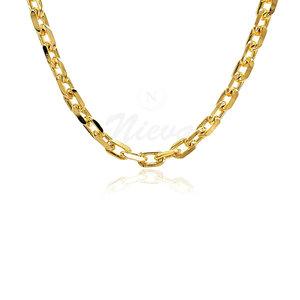 Choker Thassia Correntes Ouro - Elo 0,7 mm